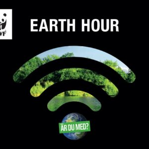 Earth Hour - Make a difference