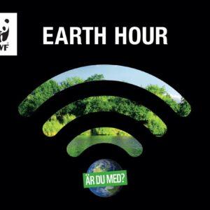 Earth Hour - Gör skillnad