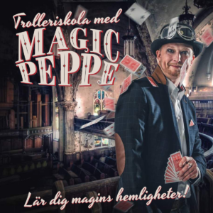 Zauberschule mit Magic Peppe