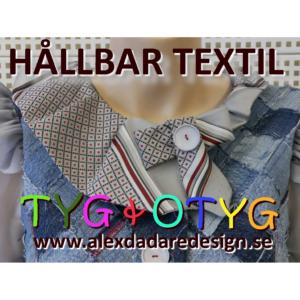 Hållbar textil - Tyg & Otyg - föreläsning