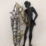 Skulpturen und Gemälde - Birgitta Berggren