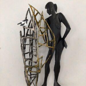 Sculptures and paintings - Birgitta Berggren